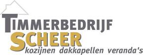 Scheer dakkappellen logo